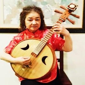 高星贞:   中阮演奏家。美中华人音乐家协会理事。