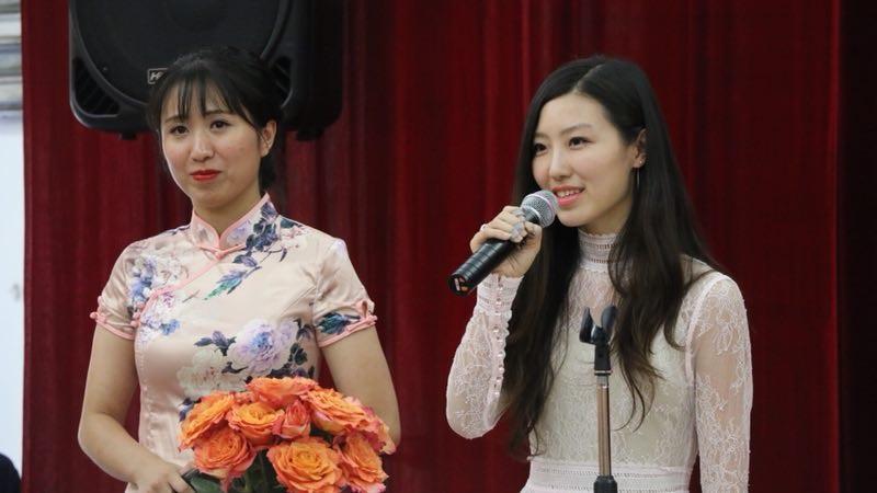 易嘉乐(左),高鹤嘉(右)