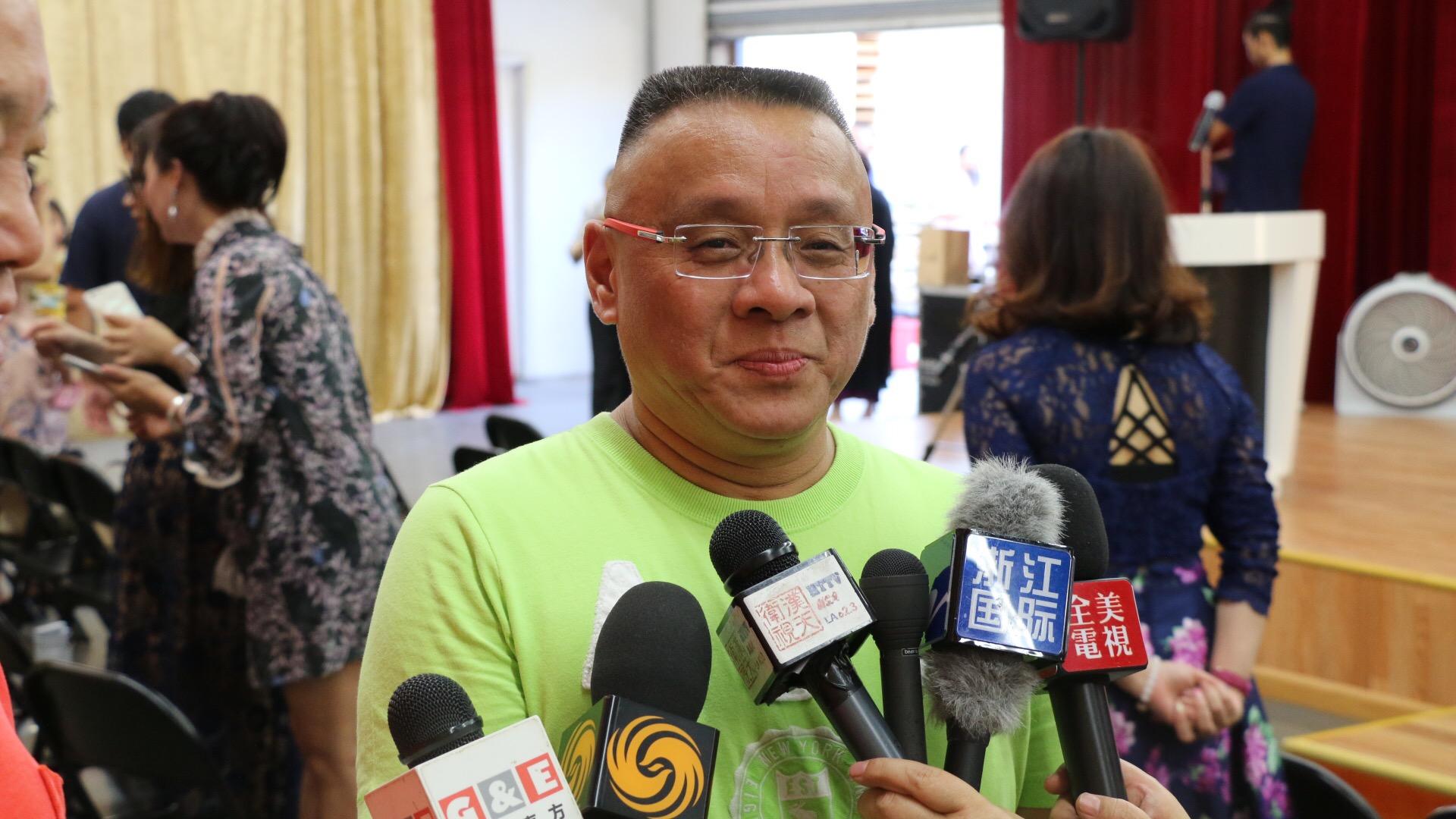 2018梅拉诺国际音乐大赛组织委员会主席、美中华人音乐家协会创会会长,梅拉诺文化演艺公司总裁李愔