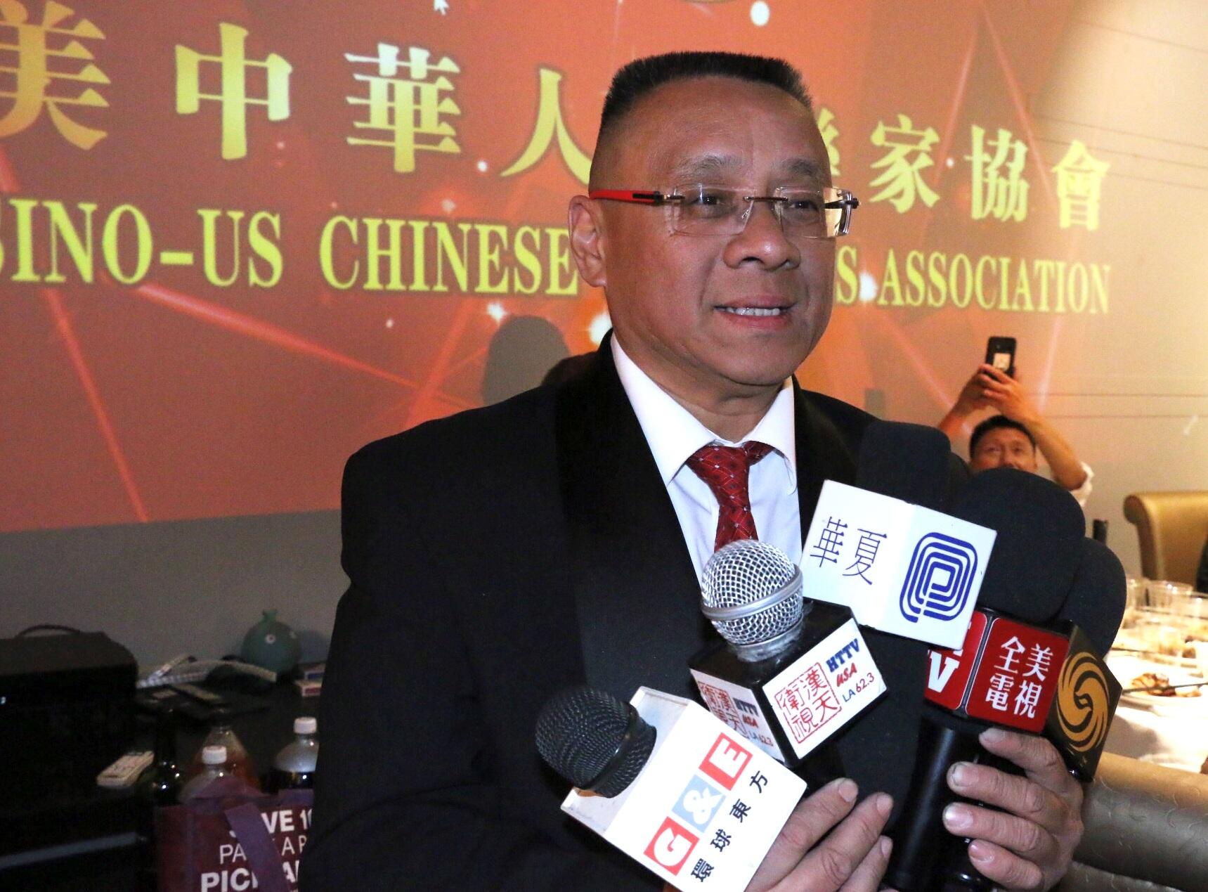 美中华人音乐家协会创会会长李愔