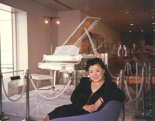 美国梅拉诺乐器有限公司总经理李怡