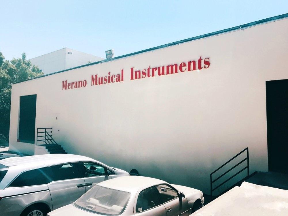 美国梅拉诺乐器有限公司( 联合协办 )
