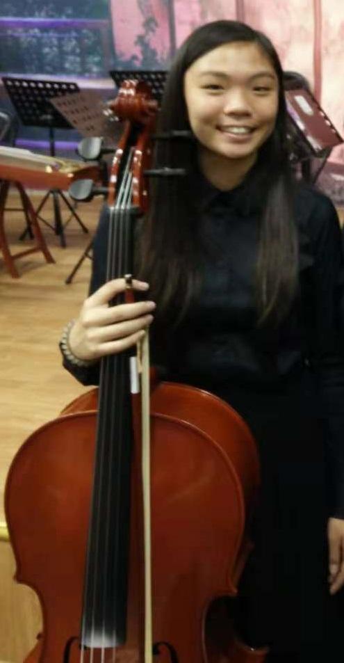 麦乐迪  大提琴演奏员