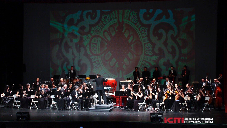 美国中华国乐团 ( 2019 鹰飞龙腾新年新春音乐会 2019 - 1 - 12 )