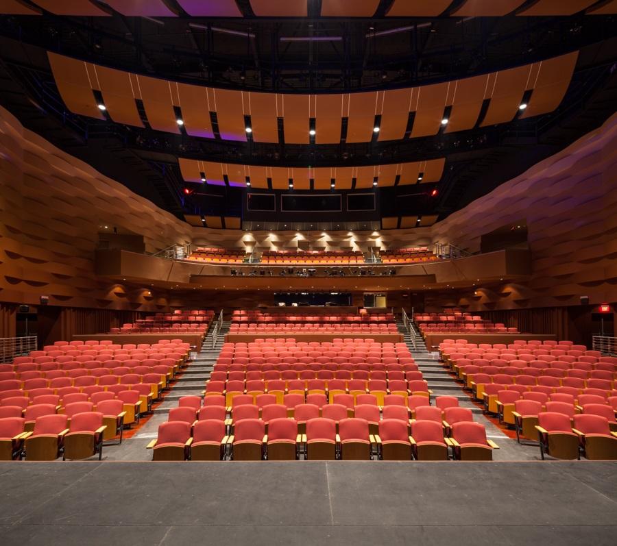"""美国表演艺术剧院 - 圣迪马斯,Bonita Center for the Arts,Address: 822 W Covina Blvd, San Dimas, CA 91773  8月9日整天 : 2019 美国洛杉矶""""传承杯""""国际艺术节活动在此剧场举行"""