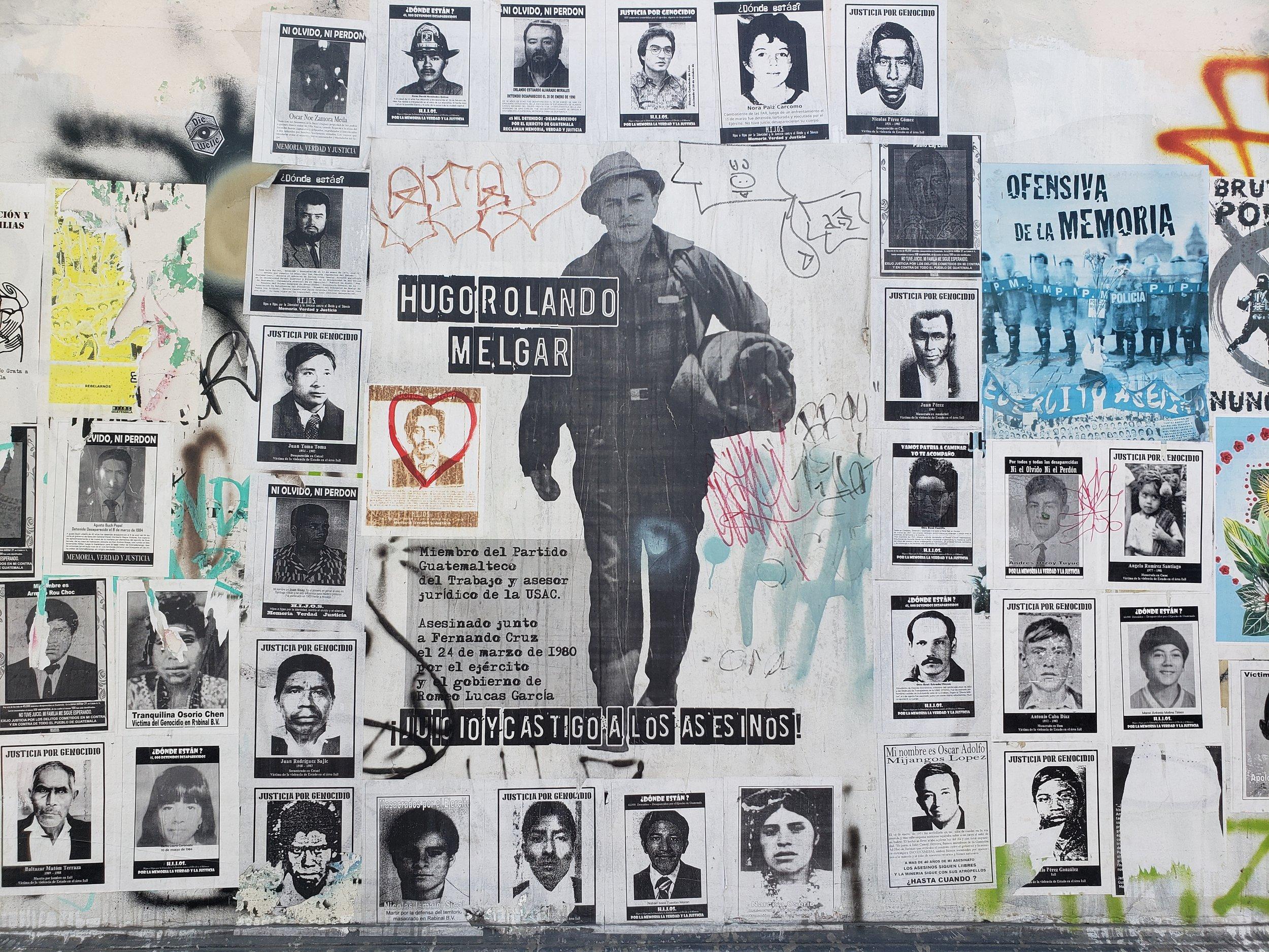 HIJOS Guatemala - Lulu Matute