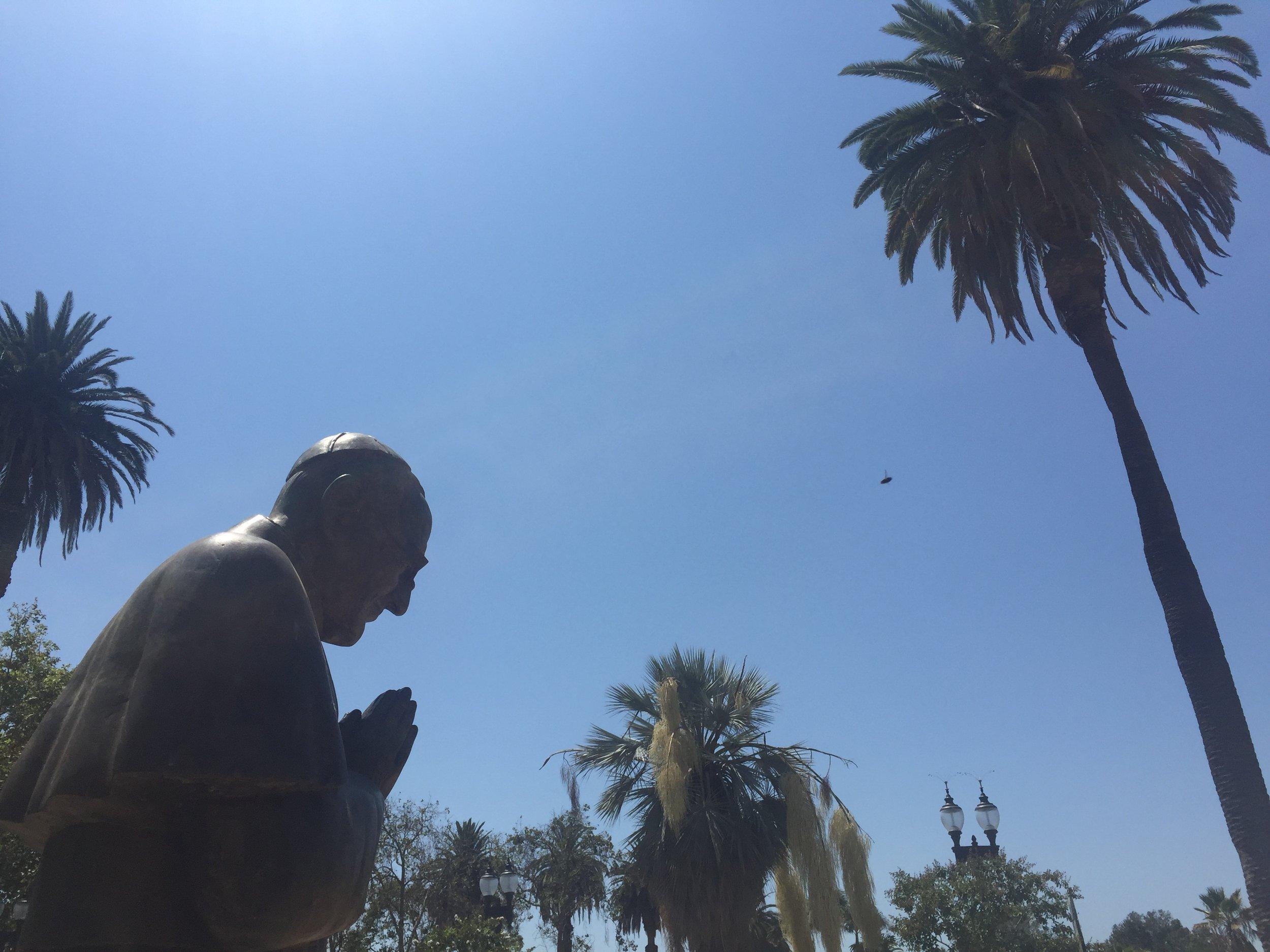 Santo Romero de America -  Los Angeles - Lulu Matute