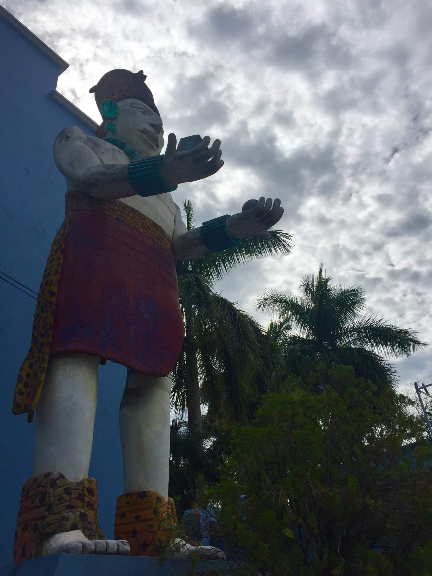Palenque - Lulu Matute