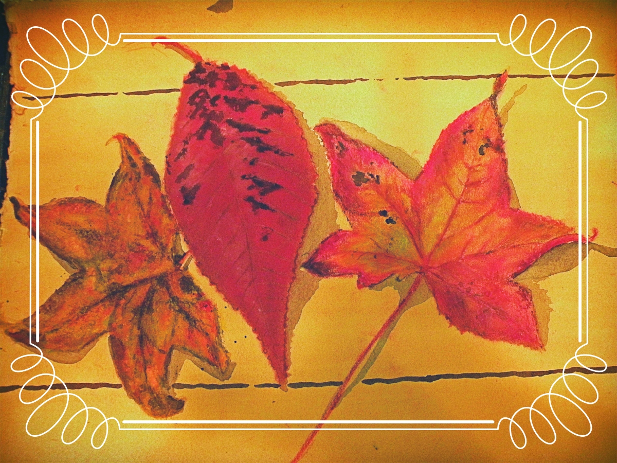 """""""Autumn is a second spring when every leaf is a flower."""" Albert Camus"""