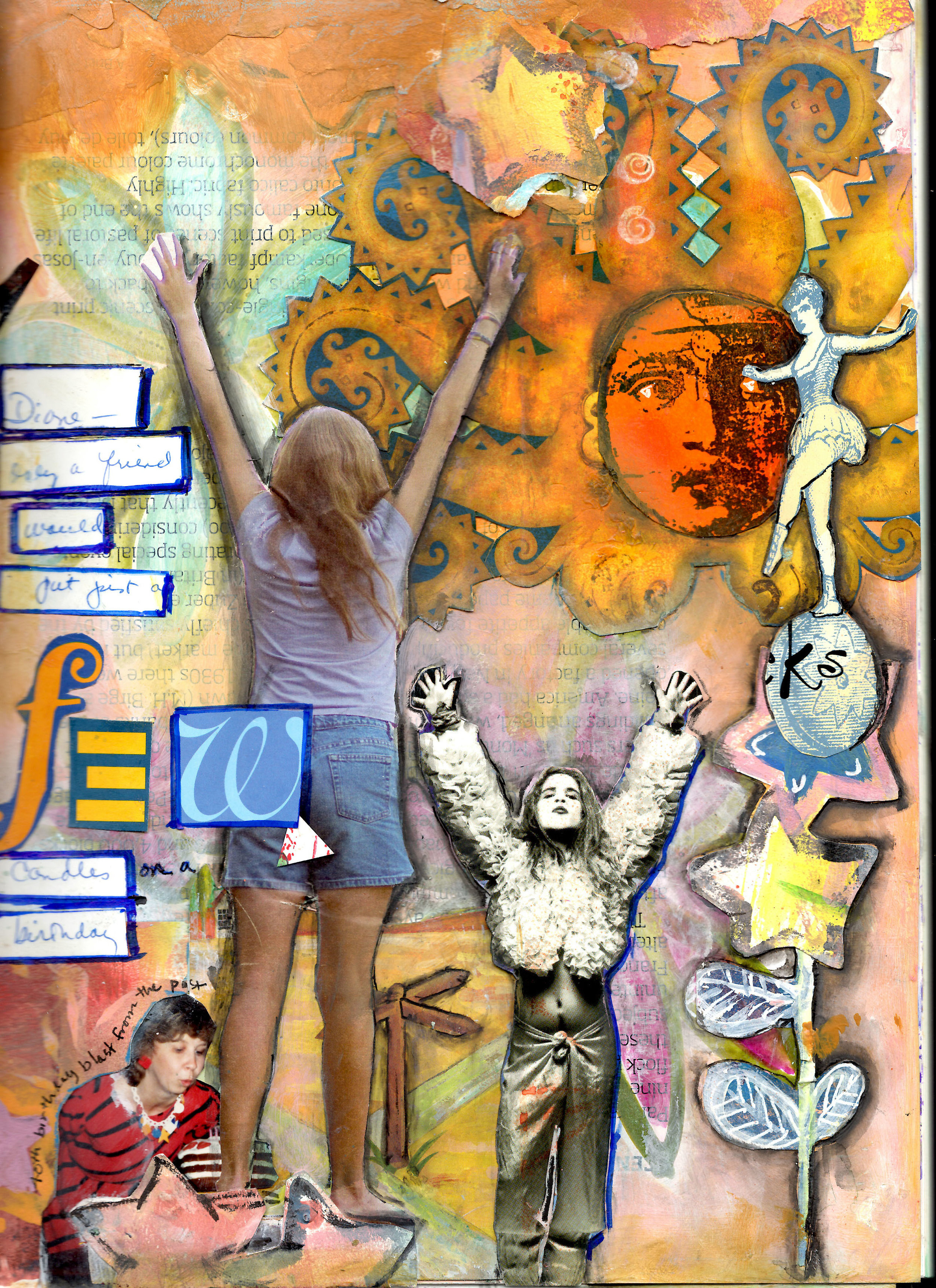 Visual journals - visu