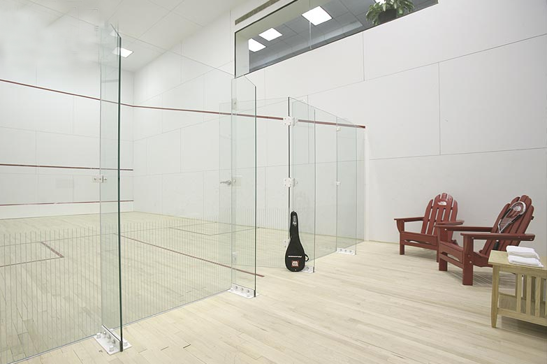 PRIVATE SQUASH COURT