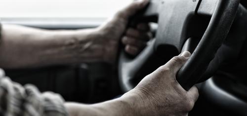 TRUCK DRIVER -