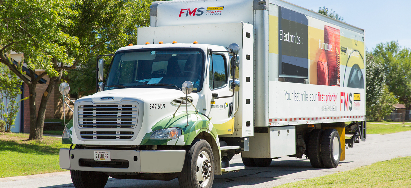 Straight Truck Driver -
