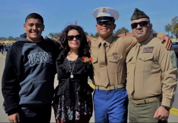 Flexibility and Support from Iron Mountain are Key for Military Mom Jackie Melendrez