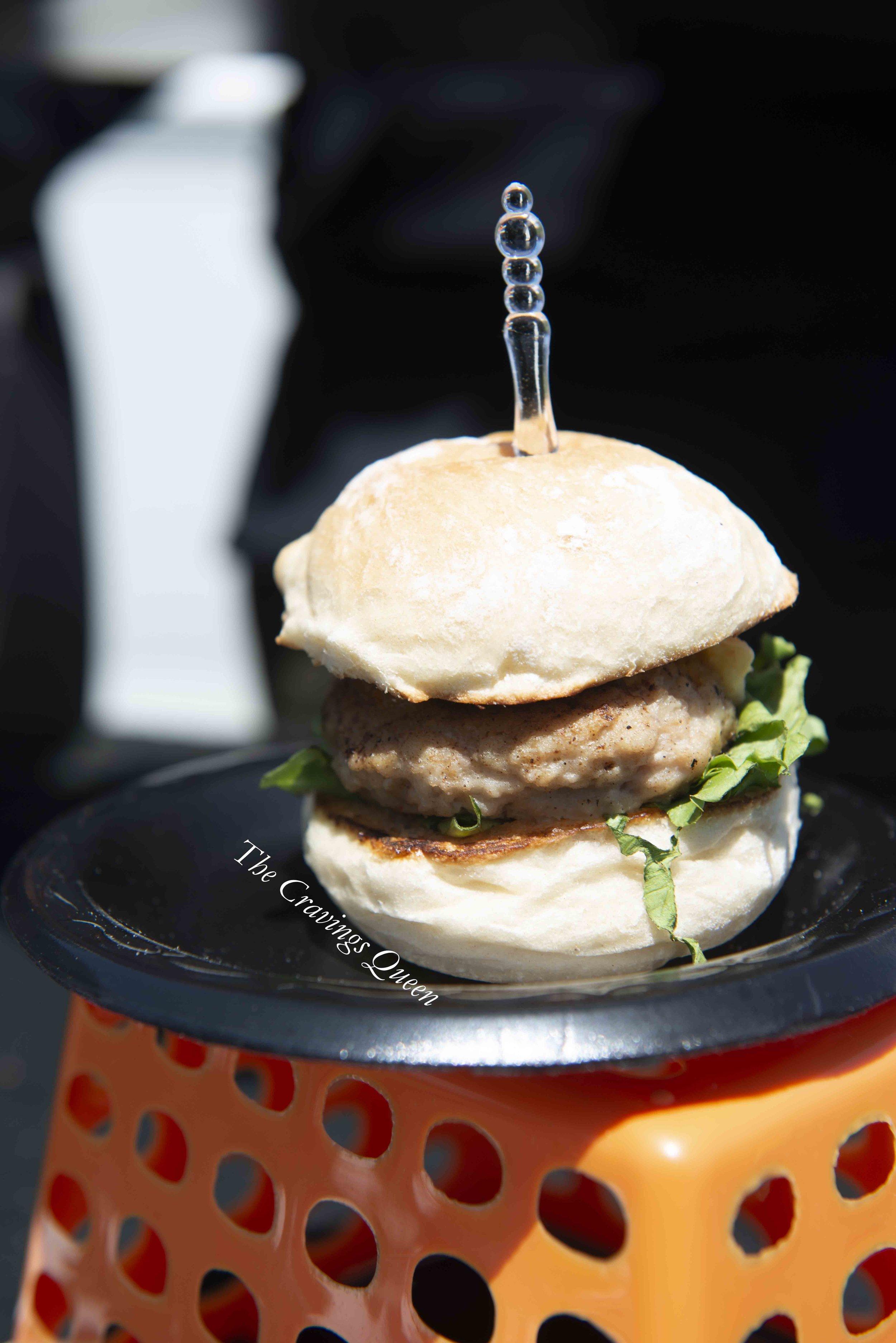 J&K Style Grill - Keona's Ultimate Turkey Burger