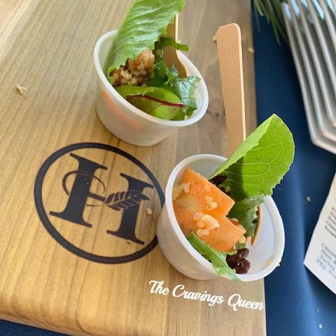 Harvest - Kale & Quinoa salad