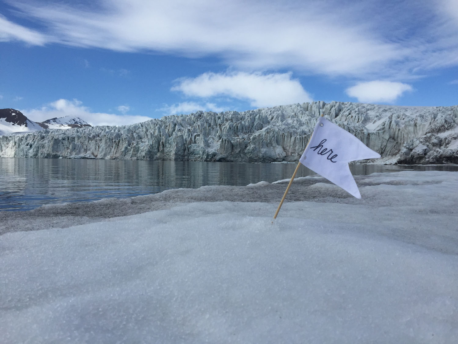 Our Arctic Nation - March 31, 2016   I was invited to write a piece for  Our Arctic Nation , a U.S. Arctic Council Chairmanship initiative,to represent the state of Nevada. I wrote about my experience as a resident artist with The Arctic Circle in the summer of June 2015.