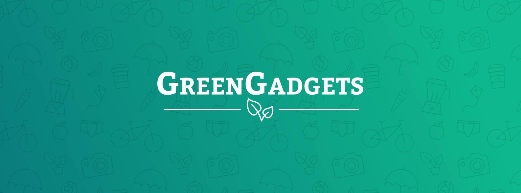 Green Gadgets -