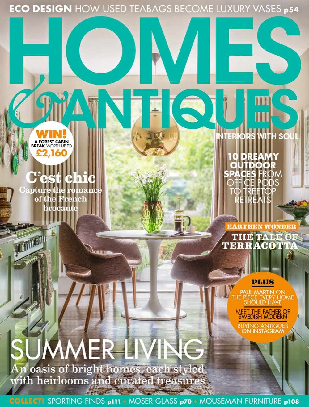 Homes & Antiques -