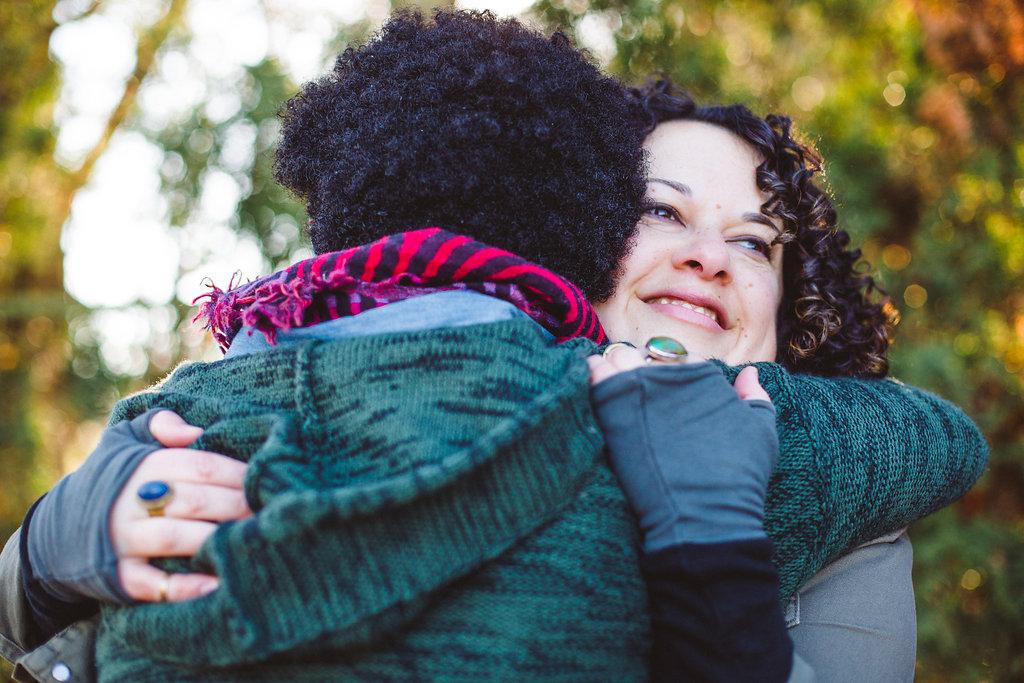 Lily and Anya Hugging.jpg