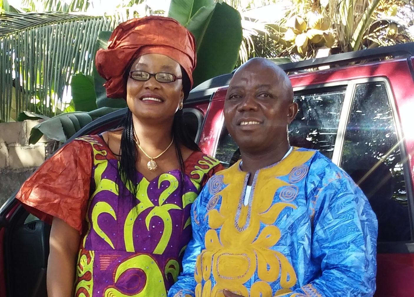 Mohamed & Victoria Bunduka - Date Started: October 1989
