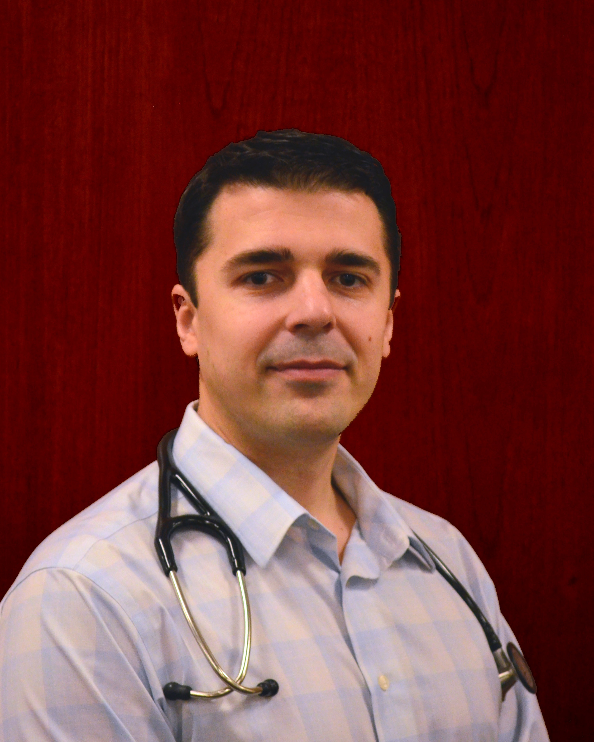 Dr. Andrei Chirpac