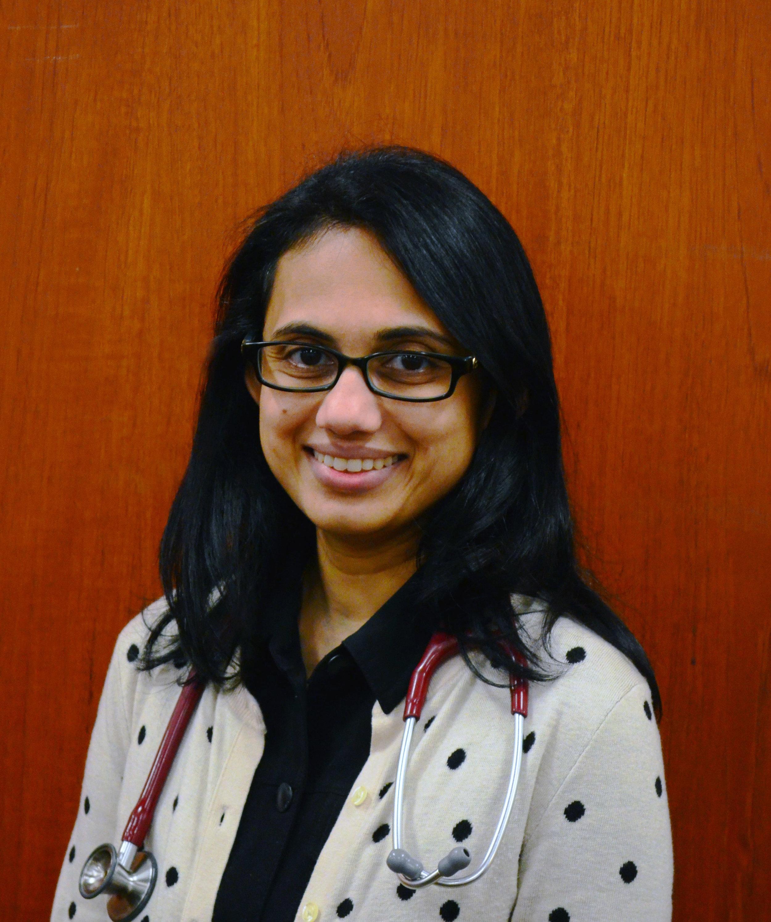 Dr. Nandita Suresh