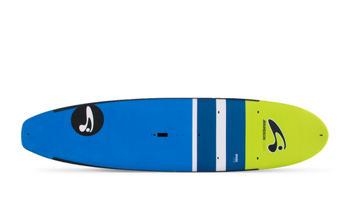 SUP/Paddleboard - Stand-up paddleboarding is an outdoor water sports activity in which a rider stands up on a large board and uses a paddle to move through the water.