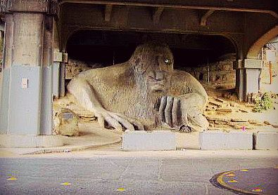 The Freemont Troll