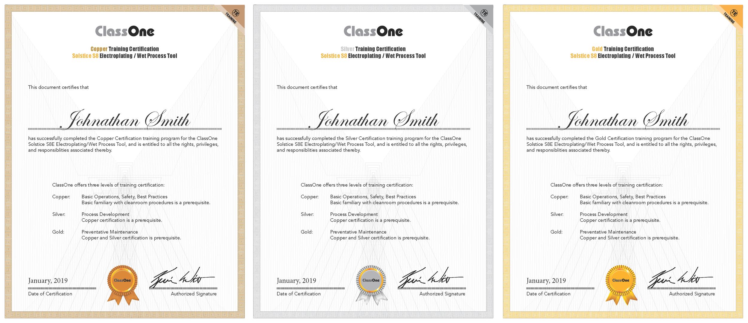 C1T Certificate Set.png