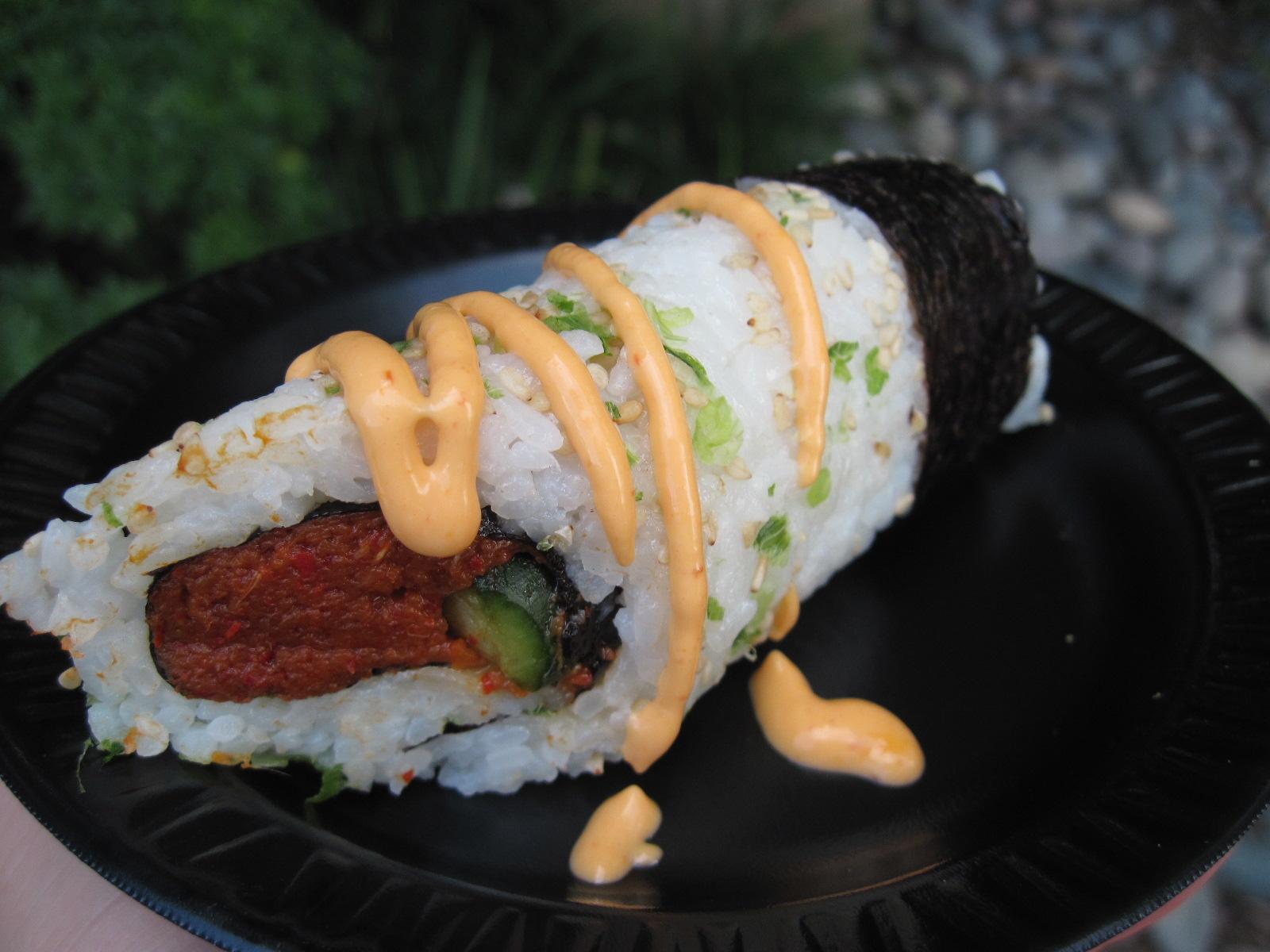 Spicy Tuna Roll-Japan