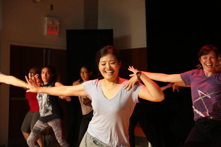 Urban Dance Workshop 2018