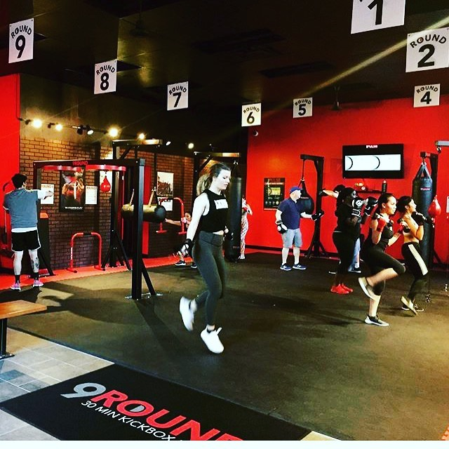 A brand new gym in the neighbourhood! This 30 minute kickboxing workout will have you sweatin'  Win an amazing prize pack from @9round_toronto_stclairavew when you check out @yourdancefest this weekend: A one month membership with gloves, wraps, and a bag! 🥊  #ydf2019 #dance #danceto #dancetoronto #community #communityarts #festivalseason #stclairwest