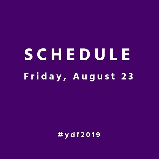 OPENING NIGHT for #ydf2019!! We have a great line up of artists and workshops are free! @yourdancefest  #danceto #communityarts #dancefestival #freeworkshops