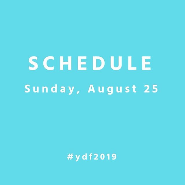Last day of festival programming! Don't miss @yourdancefest this year!  #ydf2019 #dance #danceto #dancetoronto #community #communityarts #festivalseason #stclairwest