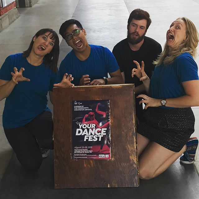 We had a fabulous festival! Huge thank you to our talented artist performers and teachers, our curators, our artist liaisons, our sponsors, our local business donators, and this team who pulled it all together!  #ydf2019 #dance #danceto #dancetoronto #community #communityarts #festivalseason #stclairwest