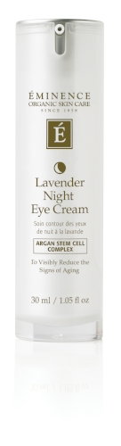 This eye cream will help diminish the visible signs of aging overnight. The unique Anti-Aging Stem Cell Complex fight the appearance of crow's feet and leaves skin looking radiant.