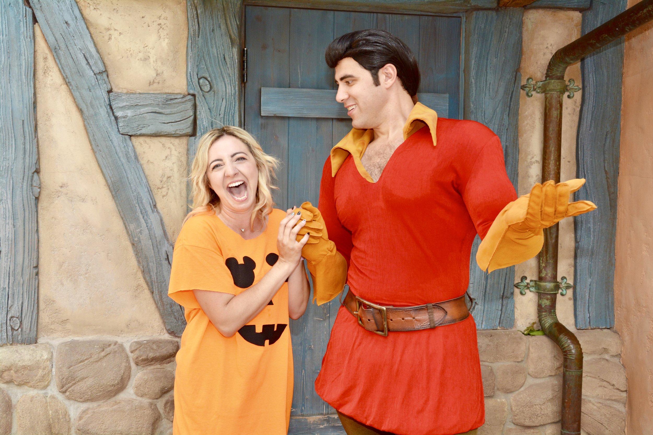 My love Gaston
