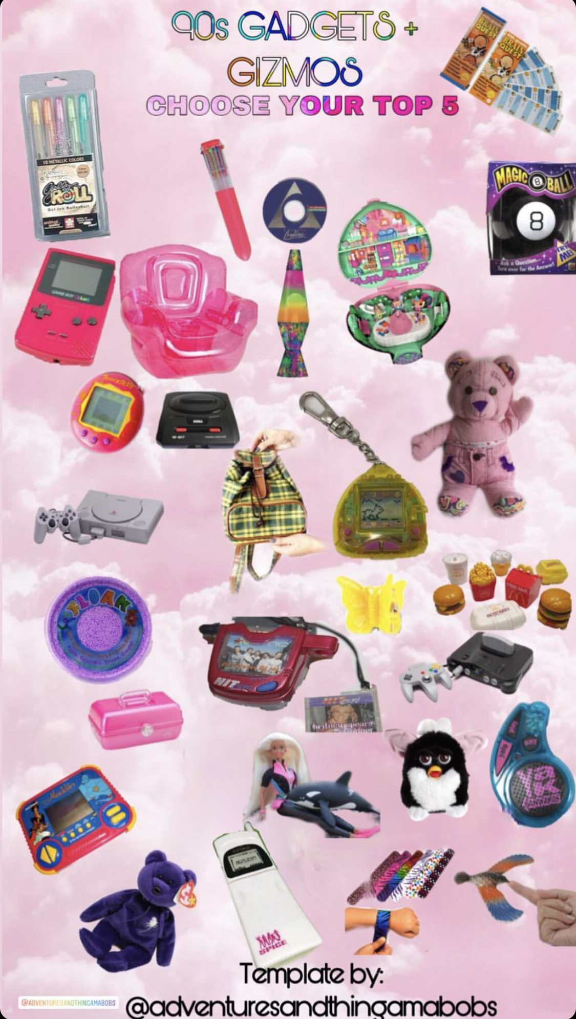 90s toys