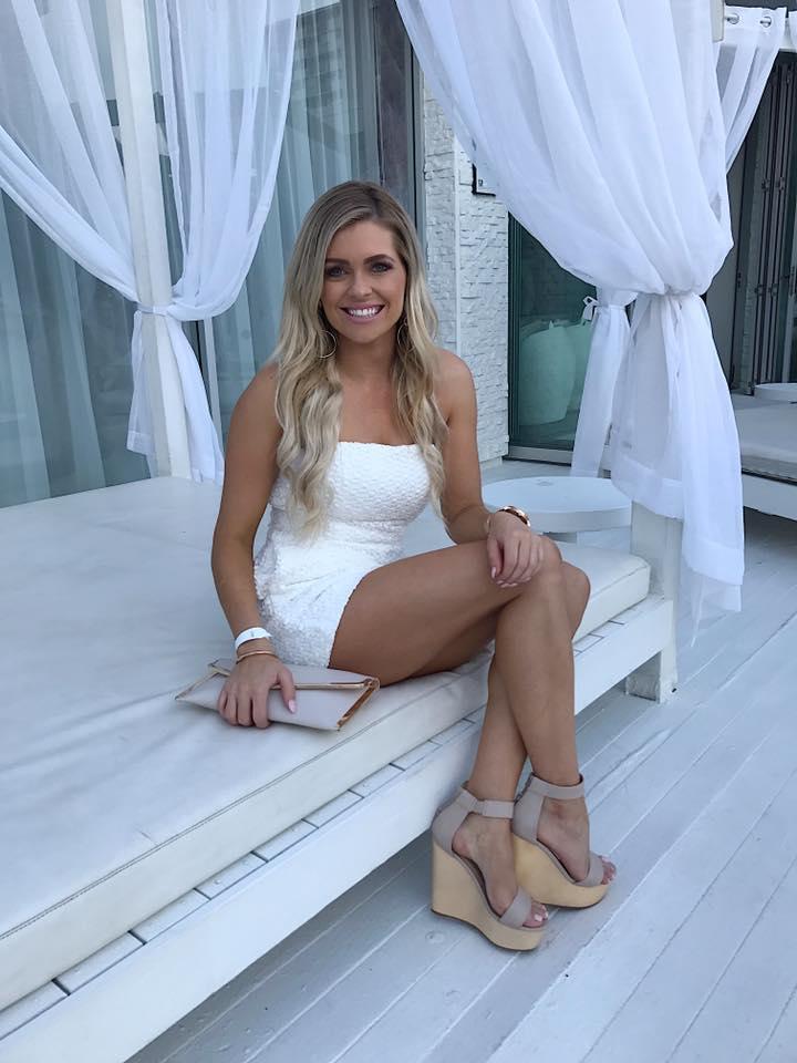Faith Williams, Brisbane Float Centre, Bachelor Australia, The Bachelor