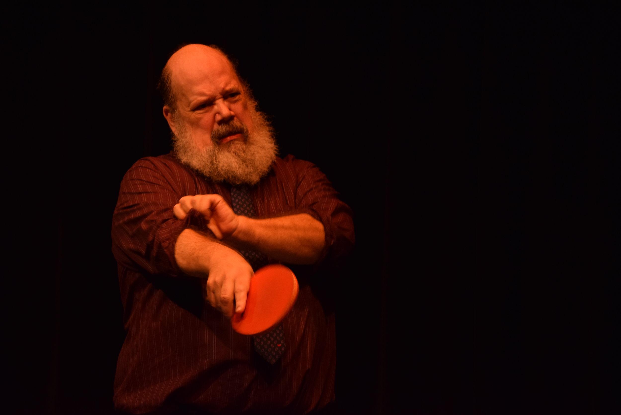 John Ahlin as Gus in ChipandGus