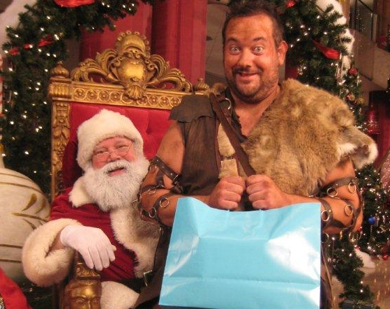 John Ahlin (Santa) What's in Your Wallet?