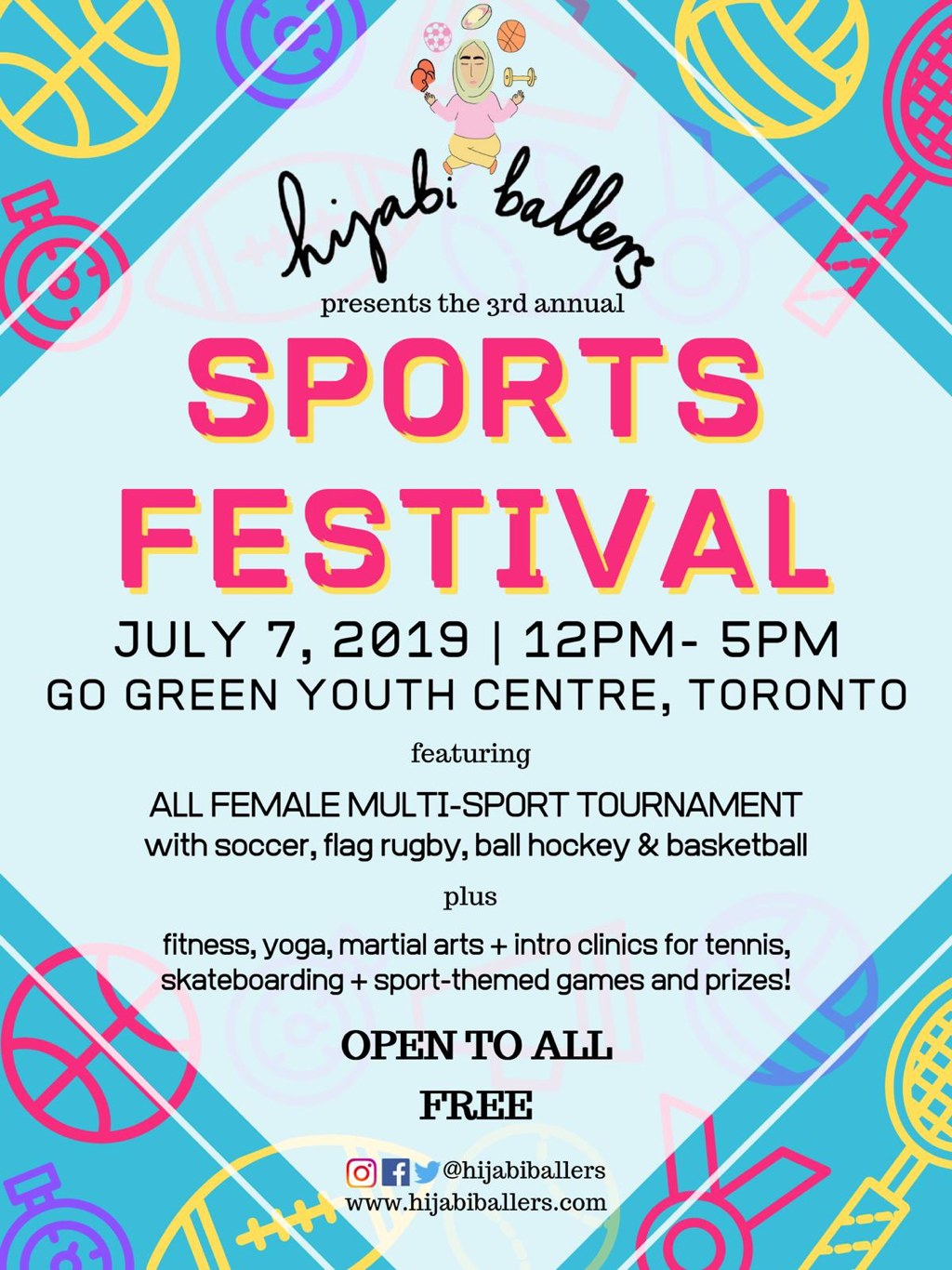 Hijabi Ballers 3rd Sports Festival in Toronto.png