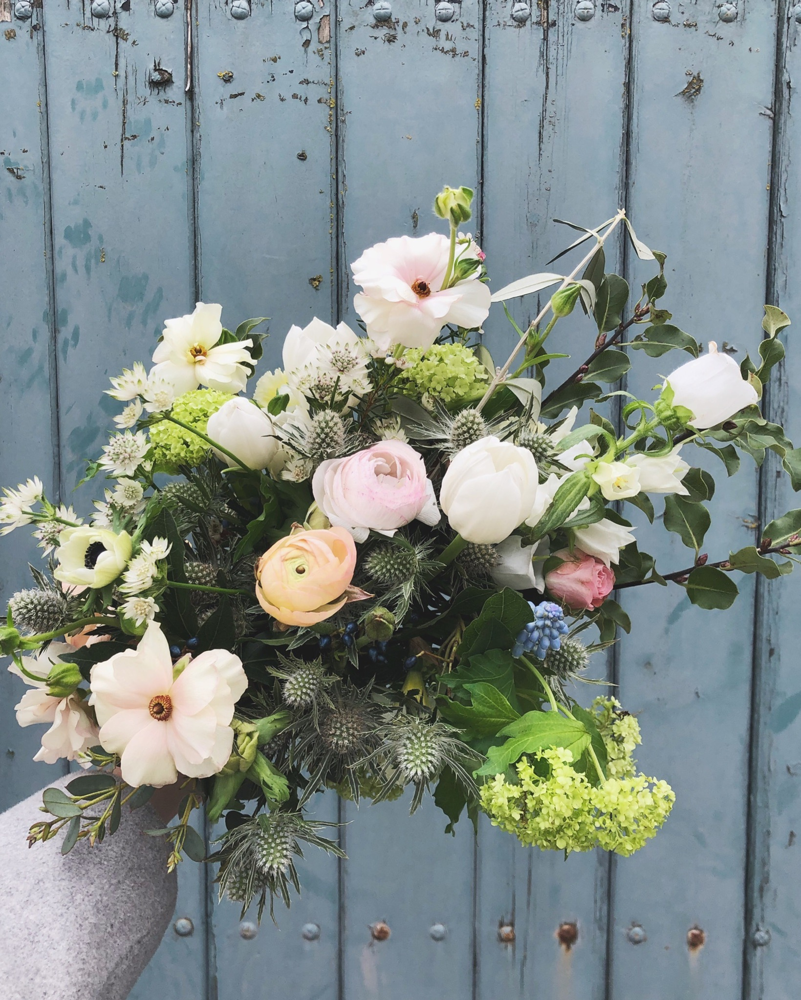when funeral flowers are beyond beautiful |  Miss Pickering