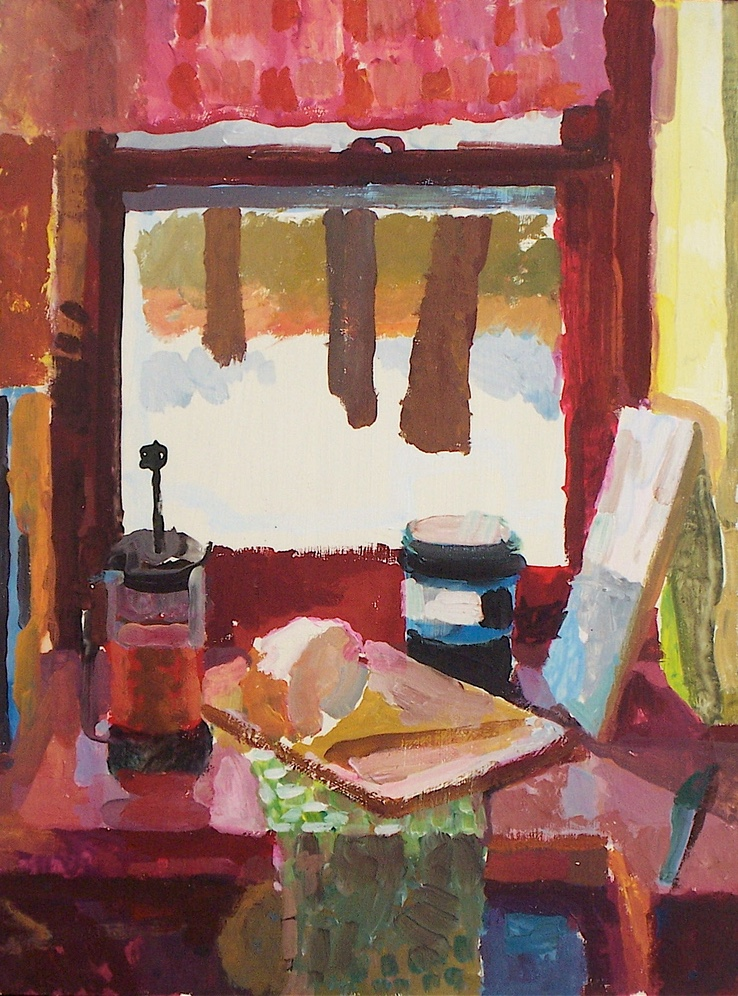 Cabin in Winter, Jason Alden 2008