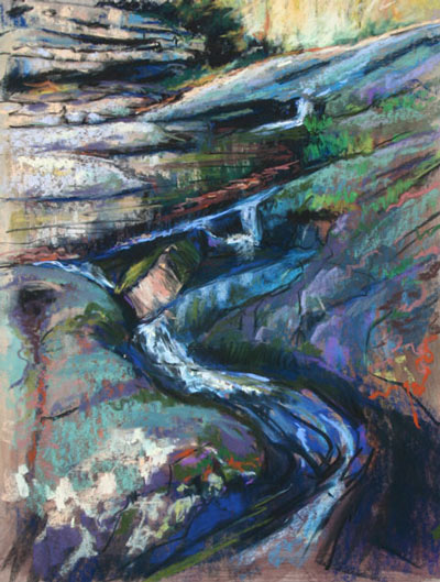 Flow -Pastell