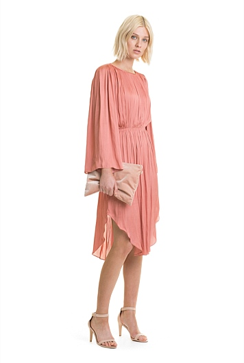 Country Road - Soft Pleated dress