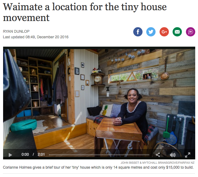 Tiny House in Waimate