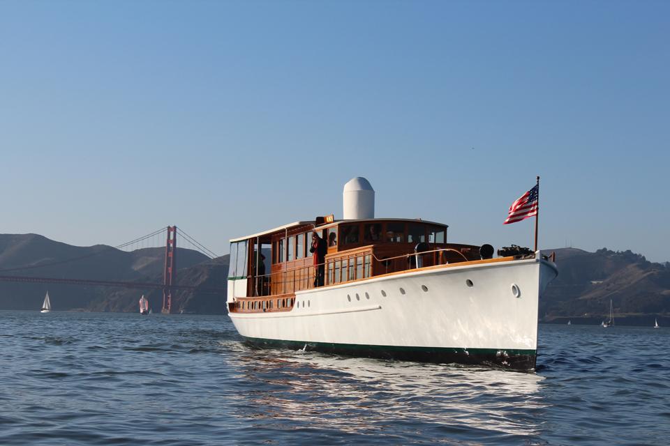 Wanda - 1922 custom coastal cruiser