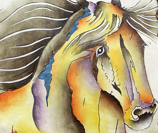 EQUUS & ALESSA - Our hand-painted collection featuring horses and flowers